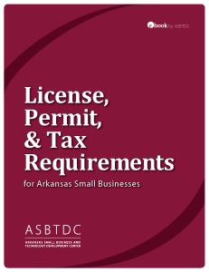 libro electronico 1 - licencias, Los permisos,impuestos CUBIERTA