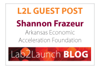L2L guest post by Shannon Frazeur