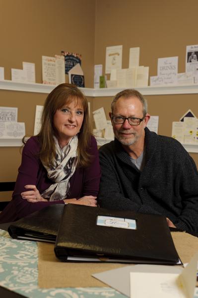 Sarah y Randy Hobart