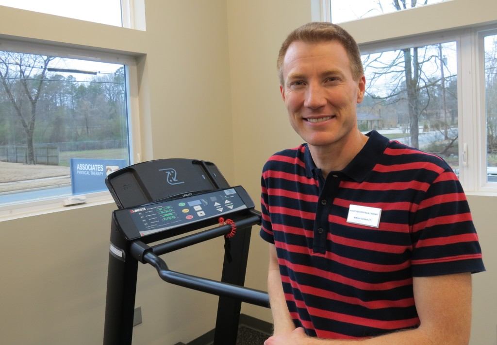 Nathan Tumlinson, Associates Physical Therapy