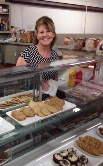Coffee Cakes owner Donna Young