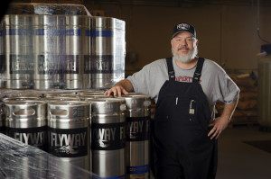 Matt Foster of Flyway Brewing