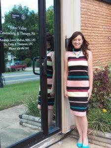 Amanda Jones-Shelton of River Valley Counseling & Terapia, Pensilvania